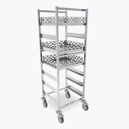 Distform Carro cestas 2 Carro para cestas de vajilla   Distform   Carro cestas 2