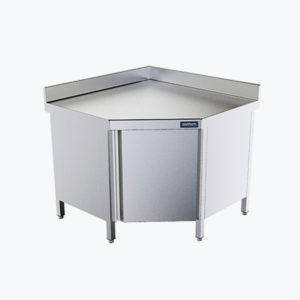 Distform Mesa angular puerta 2 300x300 Table d'angle avec porte   Distform   Mesa angular puerta 2 300x300