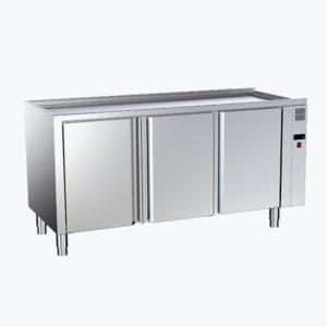 Distform Mesa caliente sin encimera 2 300x300 Mueble con puertas correderas   Distform   Mesa caliente sin encimera 2 300x300