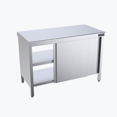 Distform Mesa central pasante 3 1 Table centrale avec portes traversantes   Distform   Mesa central pasante 3 1