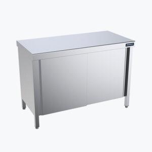 Distform Mesa central puertas 3 1 300x300 Table d'angle avec porte   Distform   Mesa central puertas 3 1 300x300