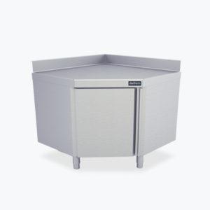 Distform Mueble angular chaflan 2 300x300 Module sans socle pour poubelle   Distform   Mueble angular chaflan 2 300x300