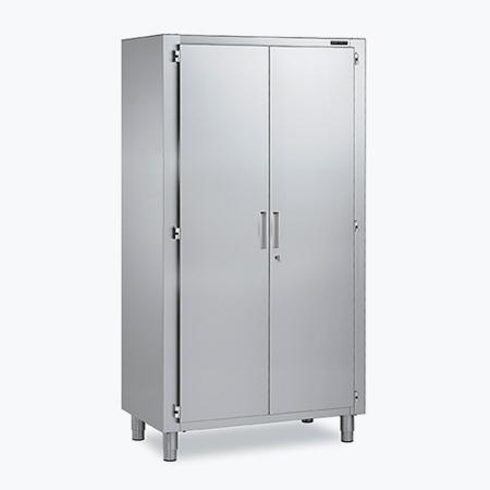 Distform armario pie limpieza 2 Armario para artículos de limpieza   Distform   armario pie limpieza 2