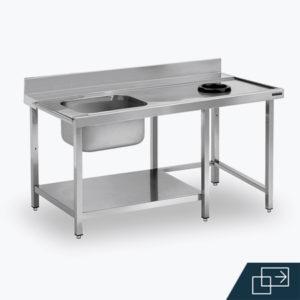 Distform mesa prelavado aro ok 3 0 300x300 Mesas de prelavado con cubeta y aro desbarazado   Distform   mesa prelavado aro ok 3 0 300x300