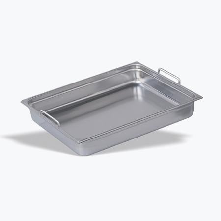 Distform Cubetas asas 2 Cubetas Gastronorm con asas verticales móviles   Distform   Cubetas asas 2