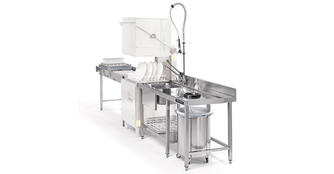 Distform zona lavado cocina industrial limpieza Todo lo que necesitas saber sobre la zona de lavado de una cocina industrial   Distform   zona lavado cocina industrial limpieza