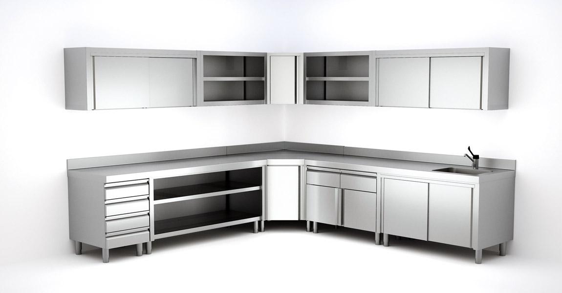 Distform equipar cocina restaurante acero mobiliario mobiliario ¿Cómo equipar la cocina de tu restaurante y aprovechar al máximo el espacio?   Distform   equipar cocina restaurante acero mobiliario mobiliario