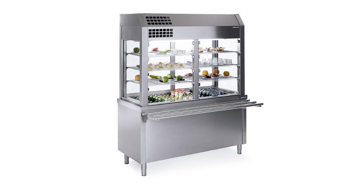 vitrinas-refrigeradas-equipamiento-cocina-profesional