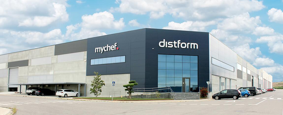 Distform Fachada empresa Distform 1 Distform celebrates its 30th anniversary   Distform   Fachada empresa Distform 1
