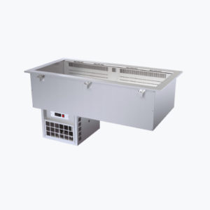 Distform prod 0051 Cuba fría ventilada 300x300 Vitrina refrigerada recta de 3 niveles con cuba fría ventilada   Distform   prod 0051 Cuba fría ventilada 300x300