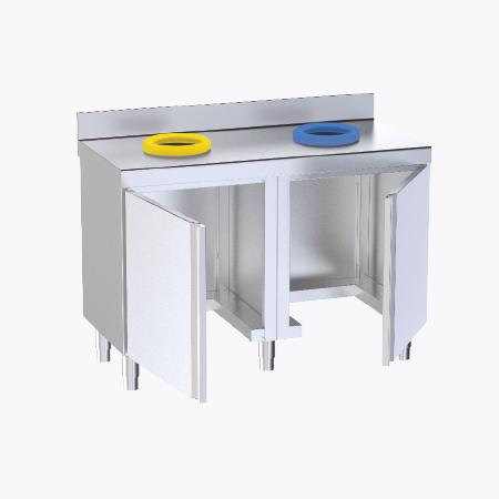 Distform prod 0088 Mueble cerrado de reciclado Mueble cerrado de reciclado   Distform   prod 0088 Mueble cerrado de reciclado